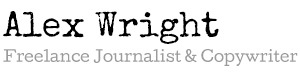 Alex Wright Logo